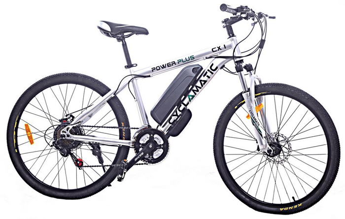 672109890b0 #9 Most Reviewed Cheap Electric Bike – Cyclamatic Power Plus CX1 (26 Inch)