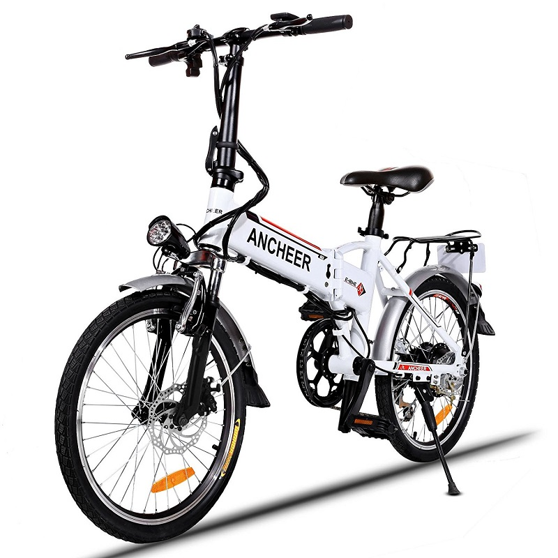 Ancheer folding E-bike
