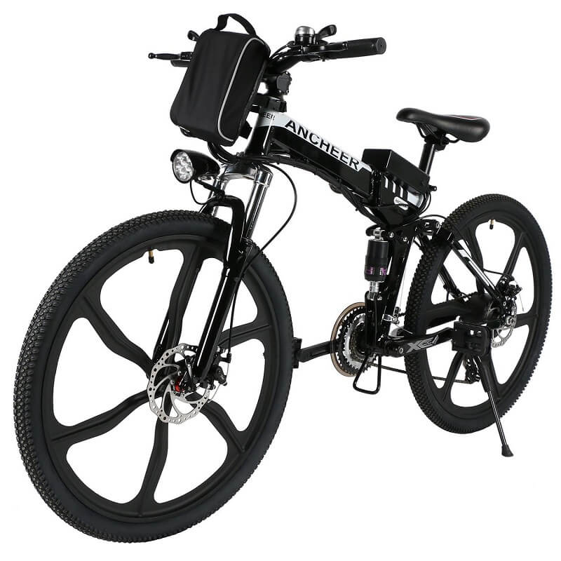 5 Best Top Rated Ancheer E Bikes Under 800