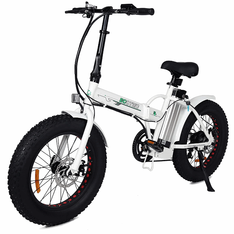ECOTRIC 20in Fat Tire Folding