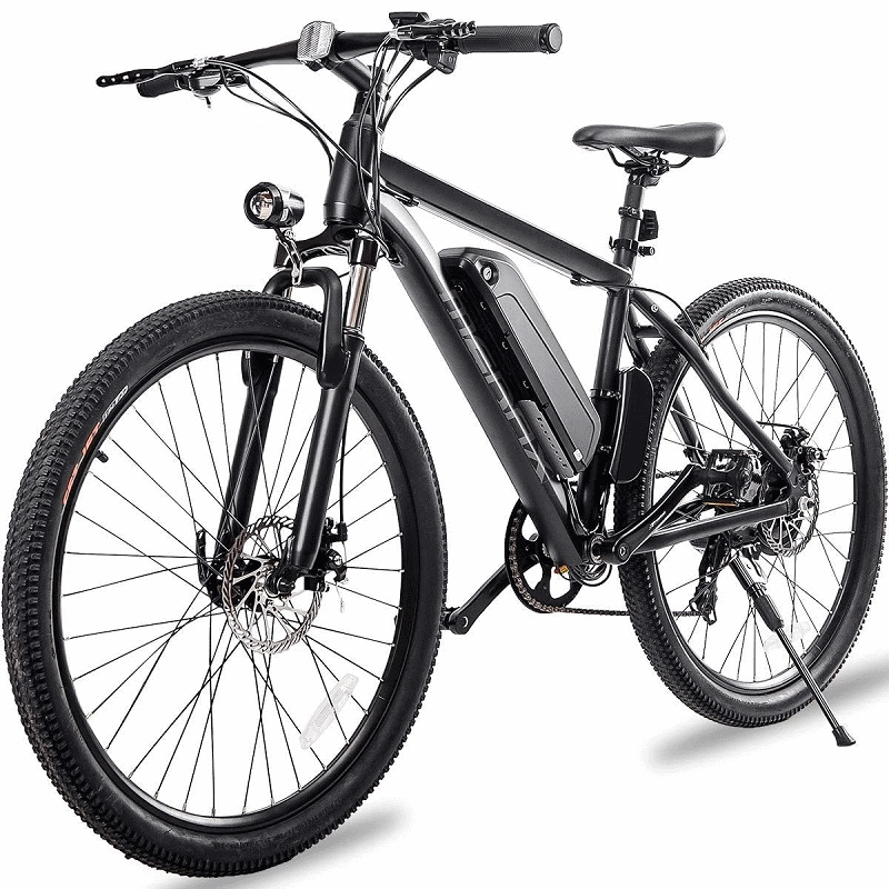 "Merax 26"" Aluminum Electric Mountain Bike"