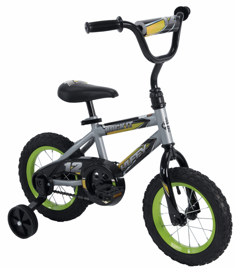 93e429a0c70 Huffy 12″ Rock It Boys  EZ Build Bike looks like a race bike for your boy.  The bike is easy to assemble