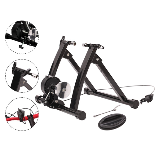 Magnet Steel Bike Bicycle Indoor Exercise Trainer Stand By