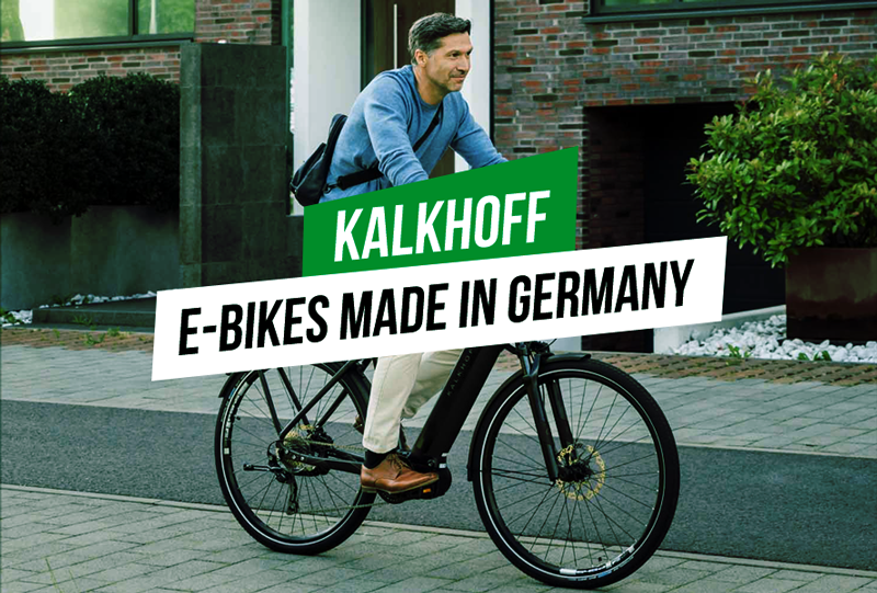 Best Kalkhoff e-Bikes With Bosch Motor & Parts | We Are The