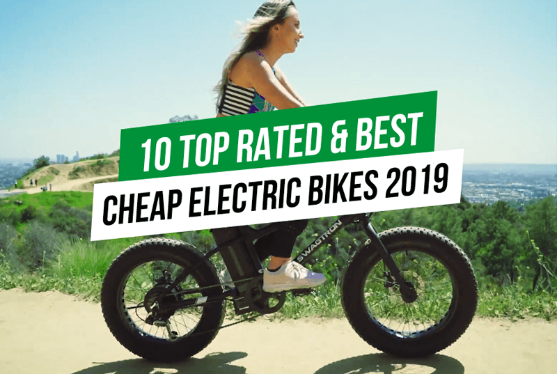 07cadb1dd1a The 10 Top Rated & Best Cheap Electric Bikes 2019 | We Are The Cyclists