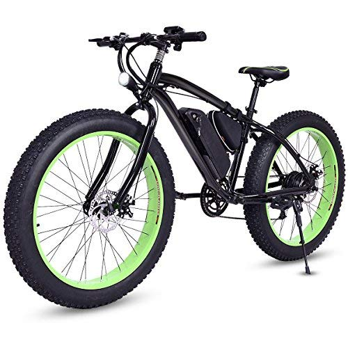 Goplus 26'' Fat Tire e-Bike