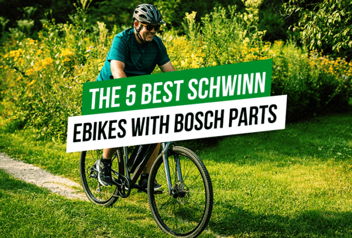 7140f1c4f86 The 5 Best Schwinn Electric Bikes With Bosch Parts | We Are The Cyclists