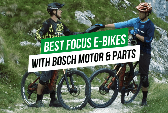 5a986cfc1d6 Best Focus e-Bikes With Bosch Motor & Parts | We Are The Cyclists