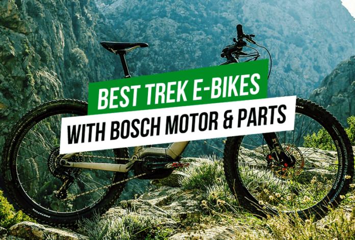 8536e378c76 Best Trek Electric Bikes With Bosch Motor   Parts