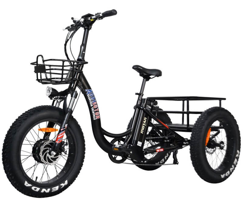 Addmotor Electric Tricycle