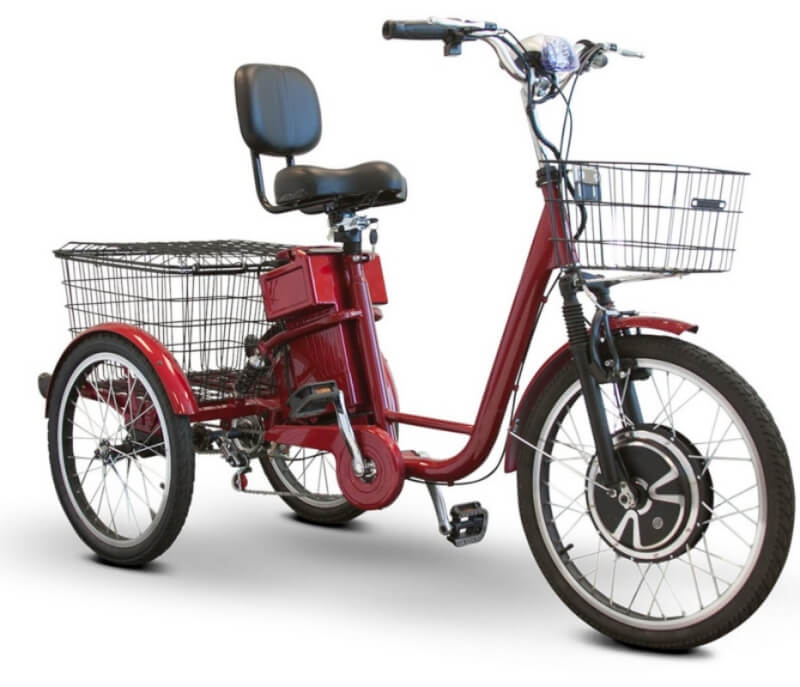 EWheels electric tricycle