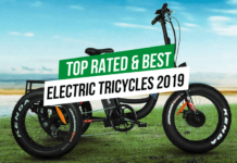 best electric tricycles
