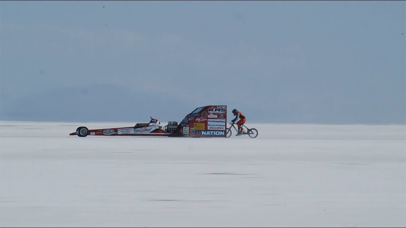 World Record Day of 184 MPH