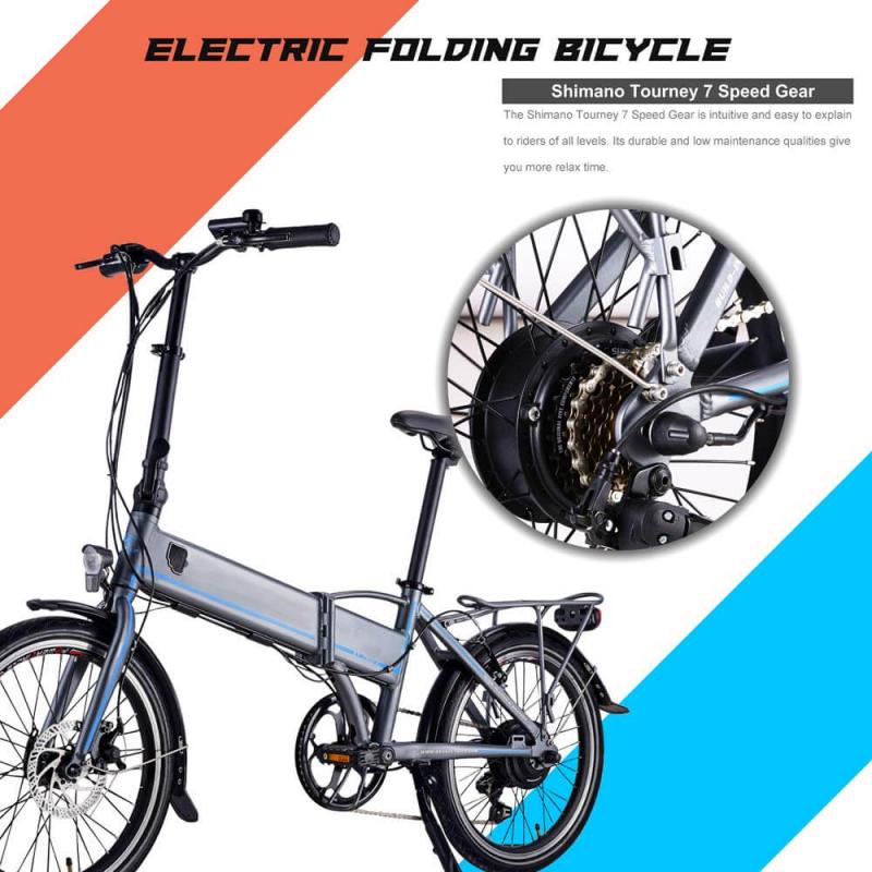 CHO Electric Bike