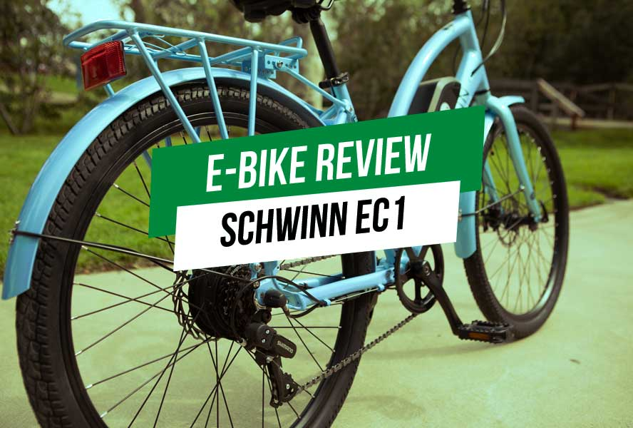 Schwinn Ec1 Electric Bicycle Review 2020 We Are The Cyclists