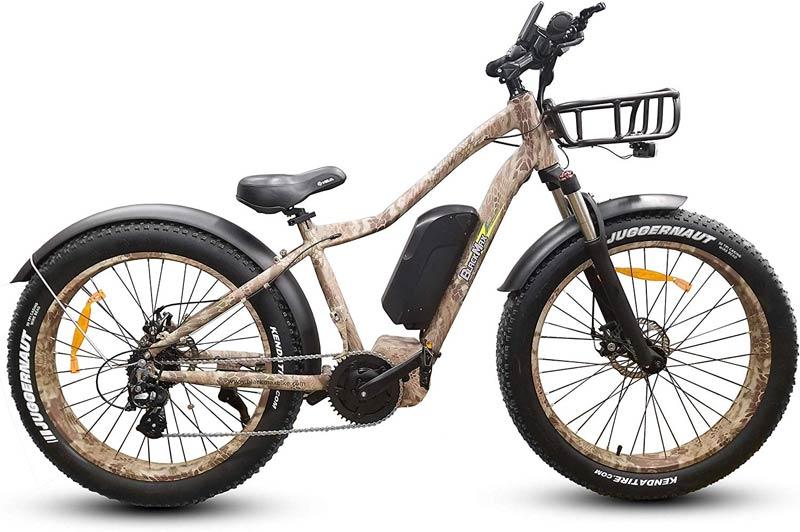 hunting e-bike