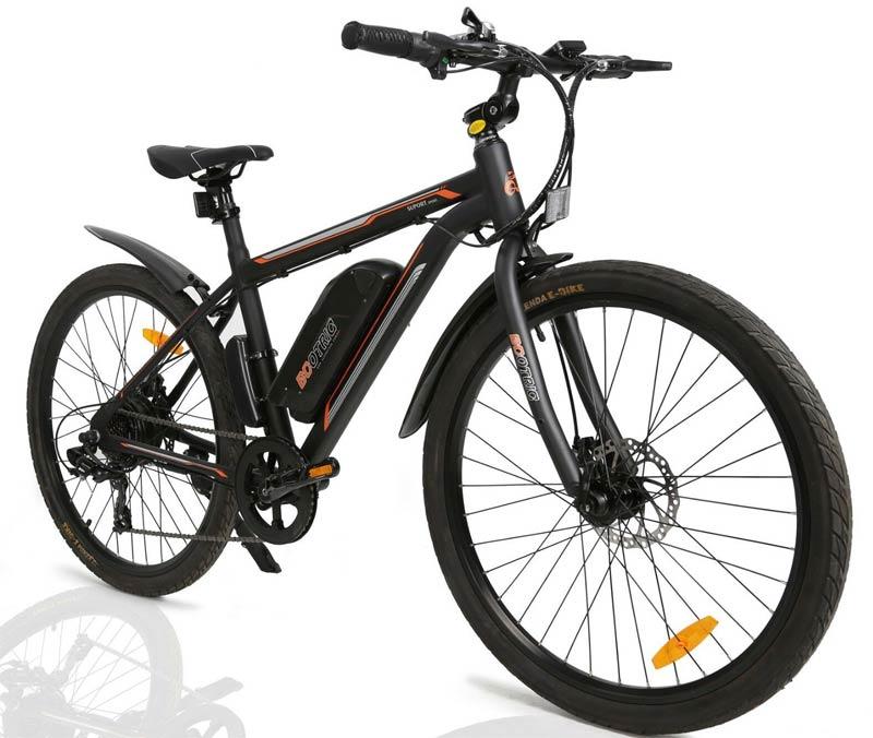 hybrid e bike